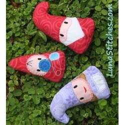 Elf, Santa or Gnome Family
