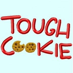 Tough Cookie Phrase