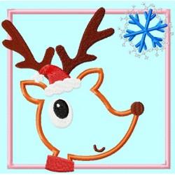 Reindeer Deer Frame
