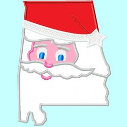 Alabama State Santa Claus