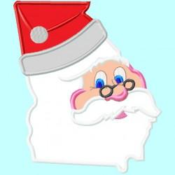 Georgia State Santa Claus
