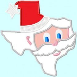 Texas State Santa Claus