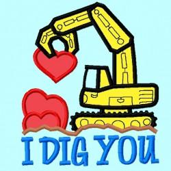 Truck I Dig You