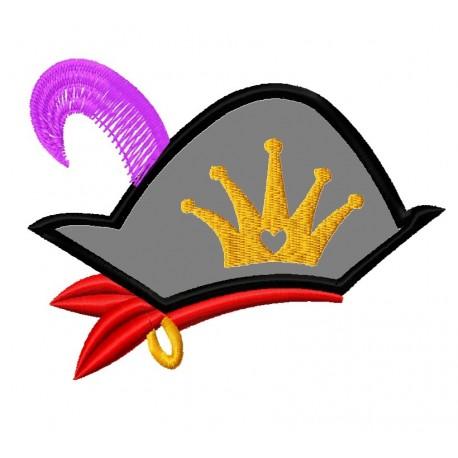 Pirate Princess Hat