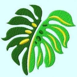 Monstera Leaf Hawaii