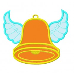 Bell with Wings
