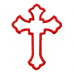 Cross Red