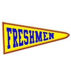 Freshmen Banner