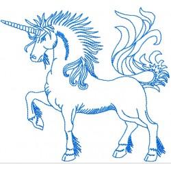 Unicorn Sketch