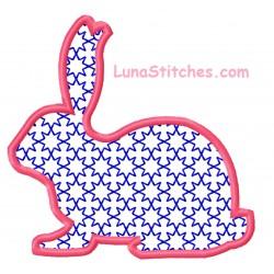 Bunny Stars Motif
