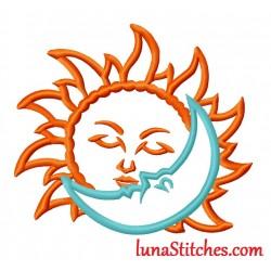 Sun kiss Moon