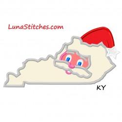 Kentucky Santa