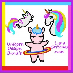 Unicorn Pony Set