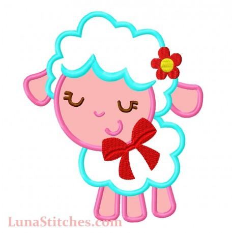 Cute Baby Sheep Lamb