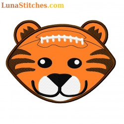 Tiger Head Football