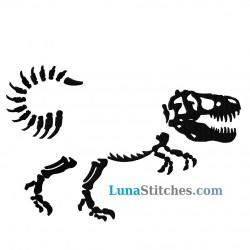 TRex Dinosaur Frame Only
