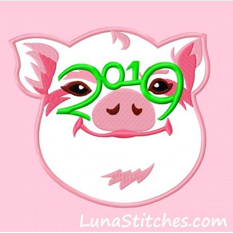 Pig 2019 Glasses