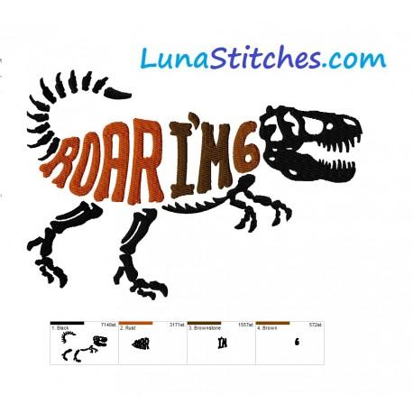 T-Rex Dino Roar I'm 6