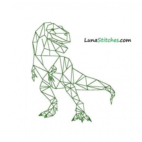 T Rex by Nick Robinson | Origami t rex, Origami, Paper crafts diy | 458x458