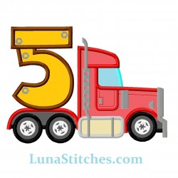 Heavy Truck Side Five 5