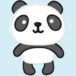 Simple Panda Bear