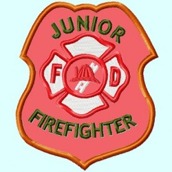 Junior Firefighter Badge