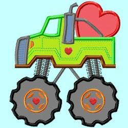 Monster Truck Heart