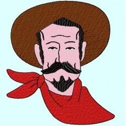 Cowboy Head Fill