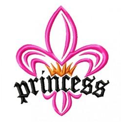 Fleur De Lis Princess